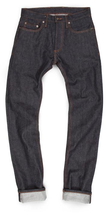 3sixteen raw denim selvedge ST-100X jeans