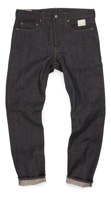 J. Crew 770 slim-straight men's raw denim jeans