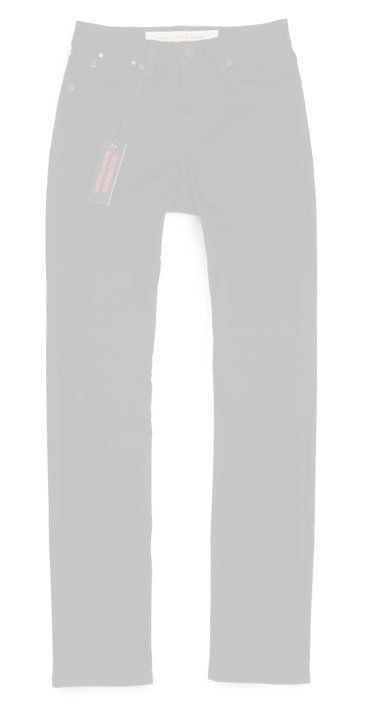 Women's Wythe Ave jeans at 25% opacity