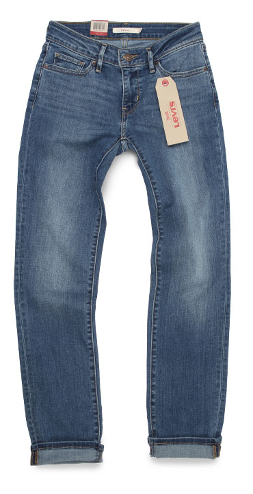 Women's Levi's 712 jeans mid rise slim fit