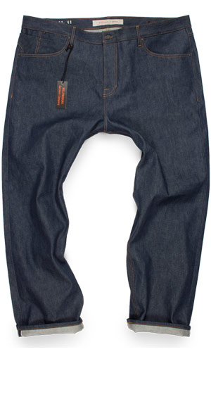 size 48 jeans for big mens fit guide - straight leg
