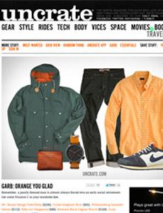 Uncrate Williamsburg raw denim American jeans review